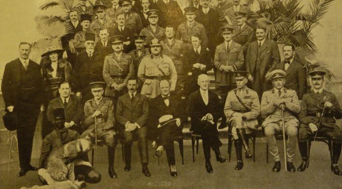 Les orientalistes pendant la Première Guerre mondiale
