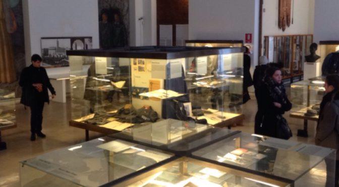 Ce musée fasciste au milieu de Trieste
