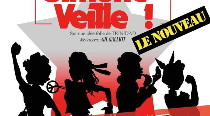 """""""Et pendant ce temps Simone Veille!"""" : Retracer la condition féminine des années 50 à nos jours à travers un format ludique: un pari réussi"""