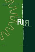 Couverture de la revue Relations industrielles/industrial Relations