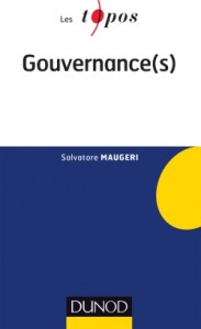 Couevrture du livre Gouvernance(s)