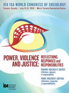 Affiche du congrès de l'ISA