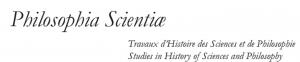 Philosophiae Scientiae