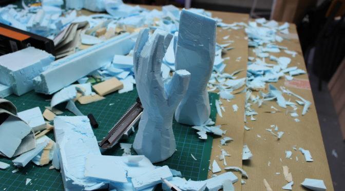 Méthodologie – Expérimentation pour l'éco-conception de marionnettes