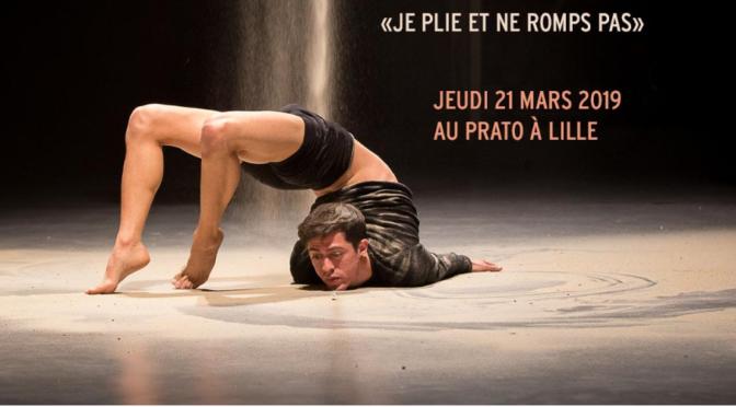 « Je plie et ne romps pas », table ronde sur les enjeux de la contorsion contemporaine