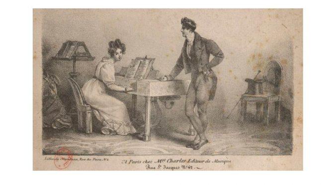 ANR HEMEF : histoire de l'enseignement musical public en France au XIXe siècle (1795-1914)