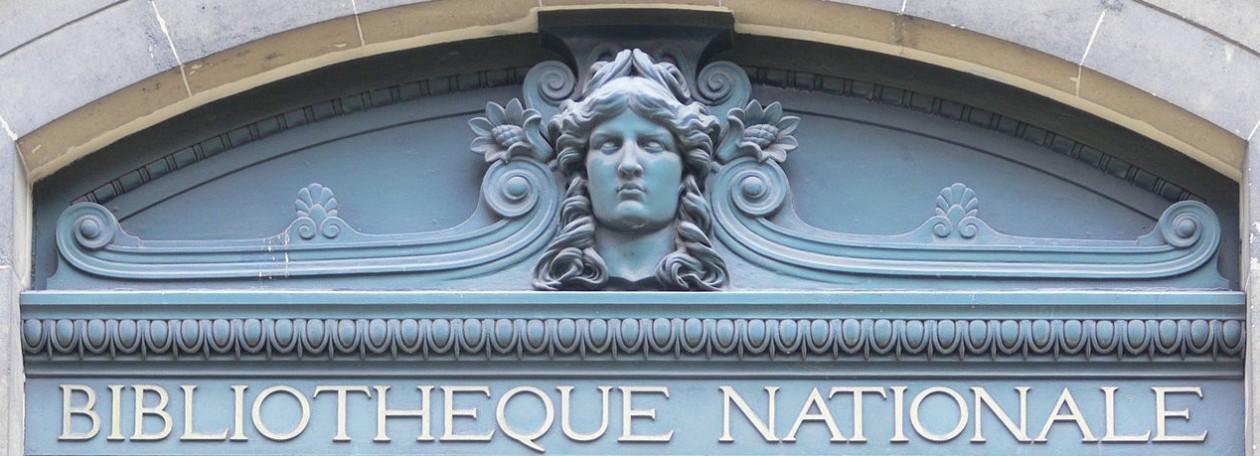 Carnet de la recherche à la Bibliothèque nationale de France
