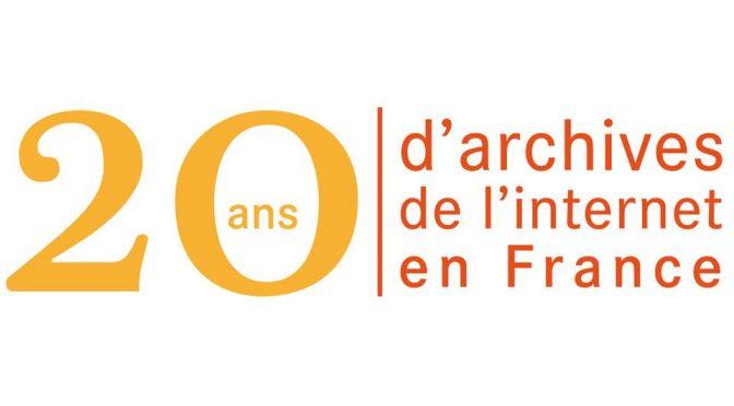 Il était une fois dans le web.  20 ans d'archives de l'internet en France