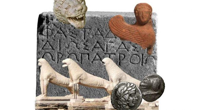 Cycle de conférences : Archéologie de la Grèce : de la fouille à l'écriture de l'Histoire