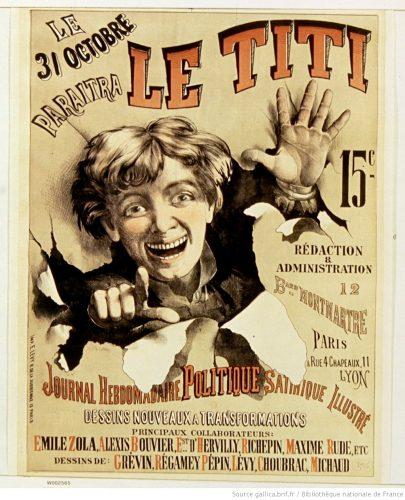 Affiche Le Titi