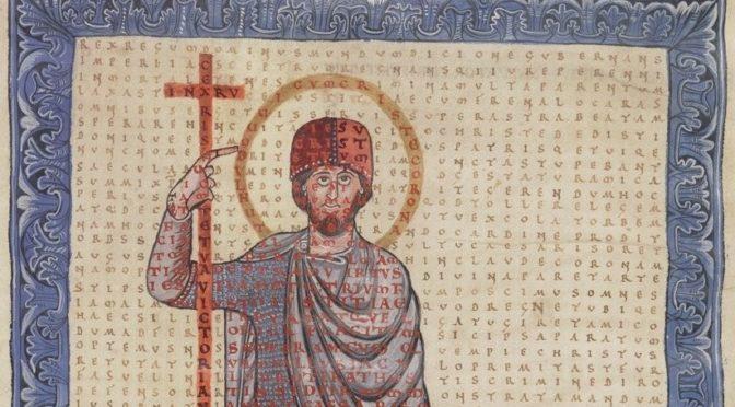Colloque France et Angleterre : manuscrits médiévaux entre 700 et 1200 (21-23 novembre 2018)