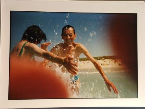 Olivier Pasquiers, Epstein Jean, Premières photos de vacances, réalisé par l'atelier de conception graphique Nous Travaillons Ensemble, Paris, bar Floréal.éditions, 1999