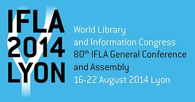 IFLA 2014 Lyon