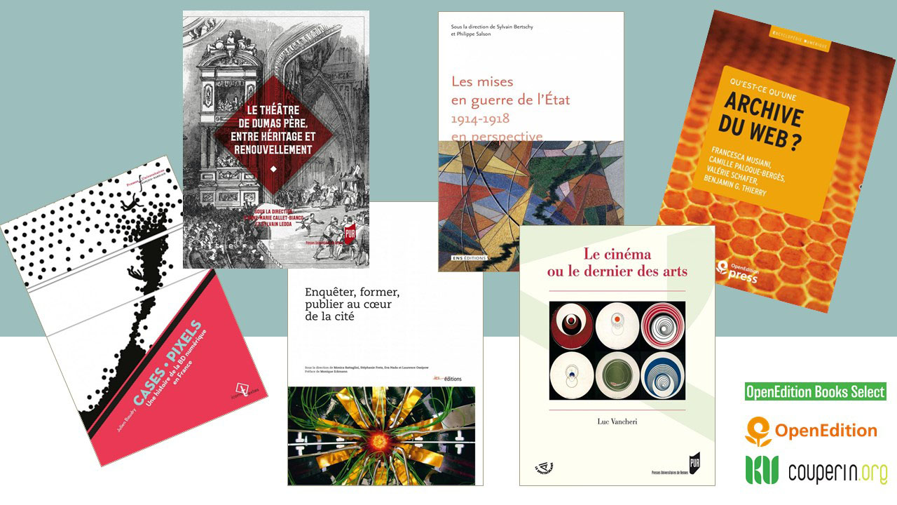 First Results Of The Crowdfunding Openedition Books Select