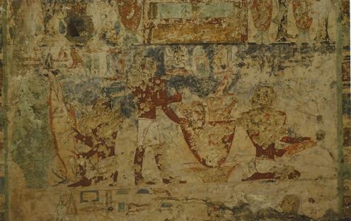 """Aurélie Quirion – """"Adaptation et indexicalité du discours monumental : l'inscription des nécropoles de Moyenne Égypte"""""""