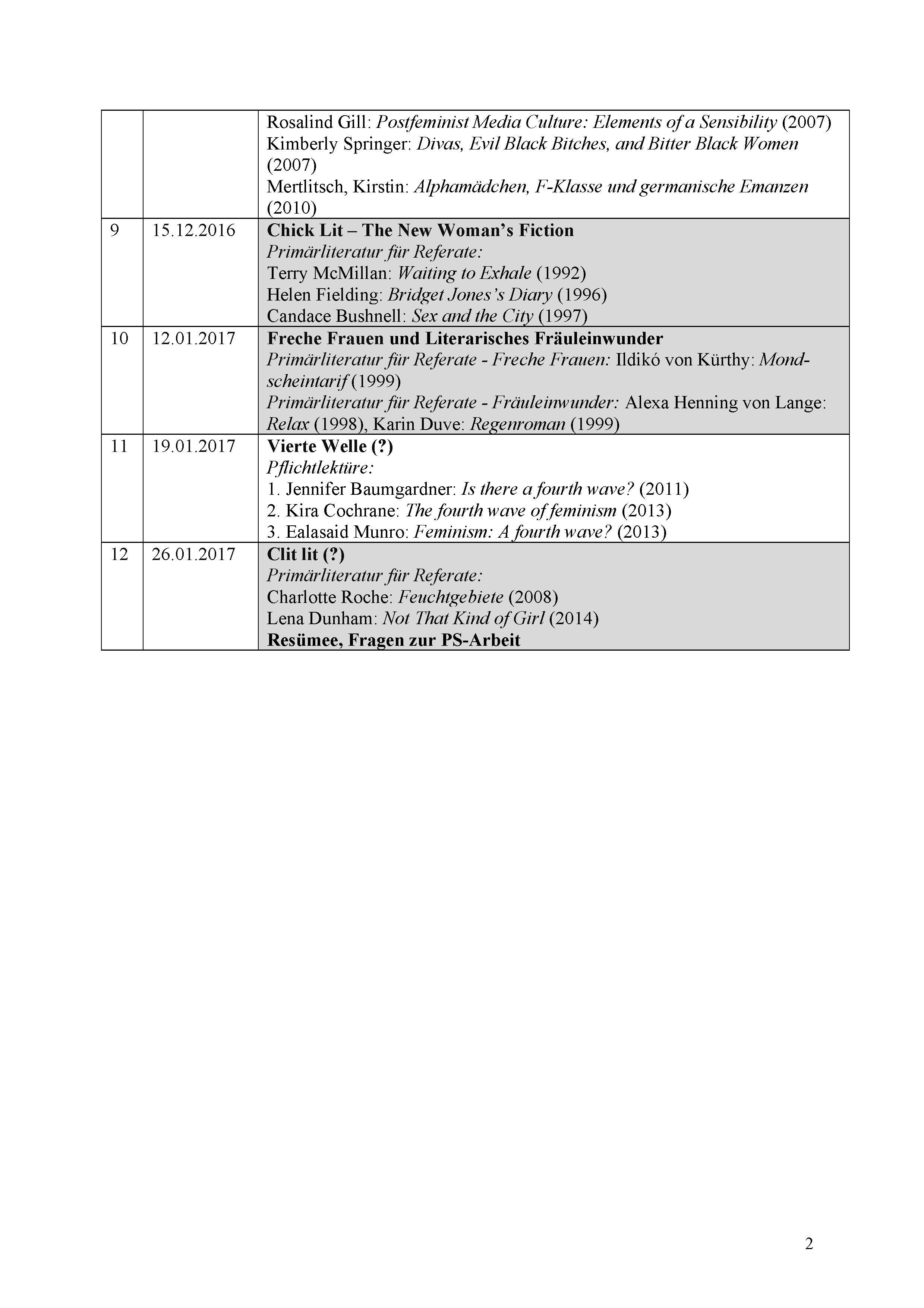 Seminarplan WS 2016/17 (2/2)