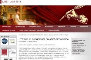saint-simon 18-21