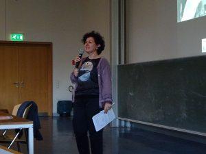 Nadja Madani (Bild: Ute Volkmar)