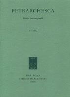 Romana Brovia, «Vacate et videte». Il modello della lectio divina nel 'De otio religioso'