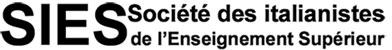 SIES Société des italianistes de l'Enseignement Supérieur
