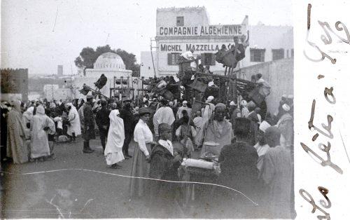 La fête à Fez Tourniquets et Mazzella (1)