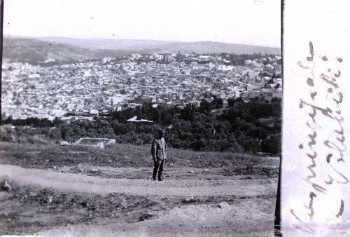 Meknès vue de Volubilis (1)