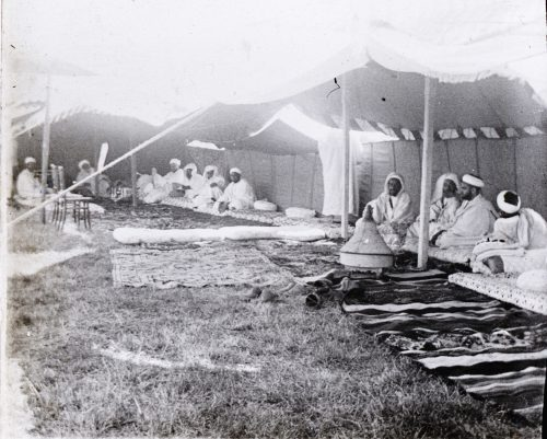 Tente du Pacha
