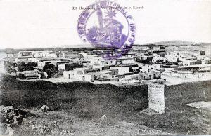 CP Maroc 1915 - el Hadjeb