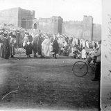 place des Oudayas - Rabat Maroc 1917