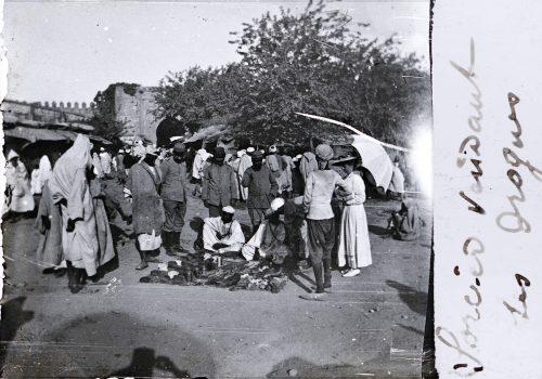 Maroc, 1917 - Rabat