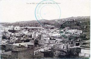 Fez prise du quartier de Dar ben Sliman