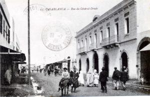 Casablanca - rue du général Drude