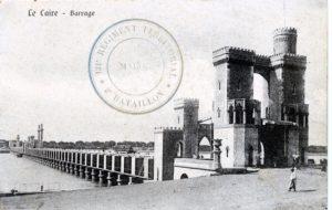 CP Barrage Le Caire