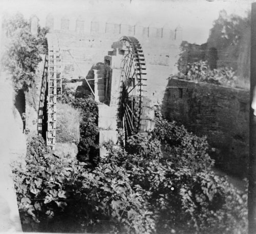 Moulin - Rabat, Maroc 1918