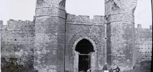 Porte de Chellah, Rabat