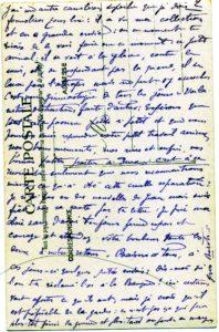 Histoire de caméléon au camp militaire. Maroc Meknès 1915