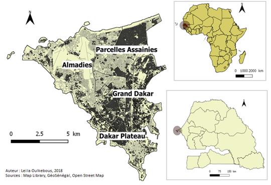 Carte De Lafrique Maghreb.Du Maghreb Vers L Afrique Subsaharienne Une Autre Facette