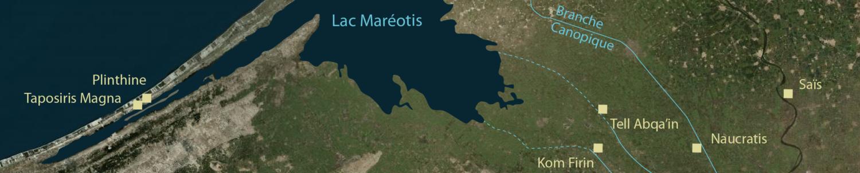Taposiris Magna-Plinthine