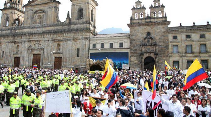 Séminaire – Le processus et le langage de la paix en colombie