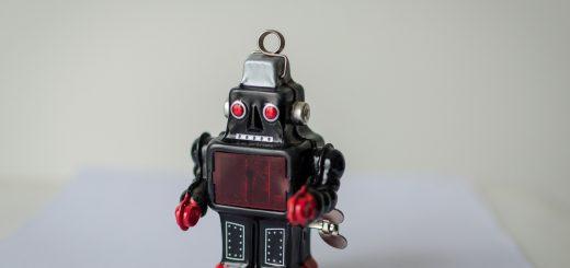 Robot by djenzar