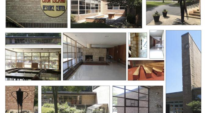 L'école de Crow Island, Winnetka