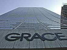 Sede New Yorkese della WR Grace &Co