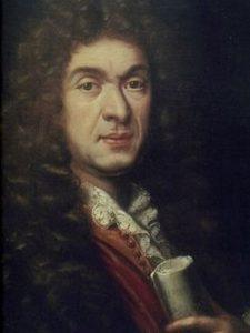 Jean Baptiste reprochant les ignorants qui ne connaissent pas ses oeuvres