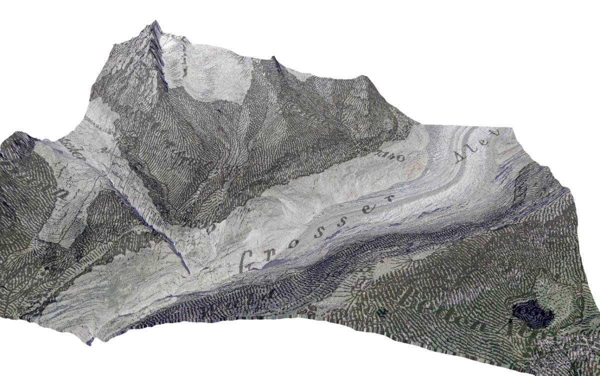 Memo: Volumen sagt mehr als Fläche – dreidimensionale Kartographie