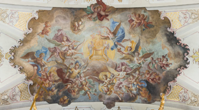 Baroque Parish Churches and Their Decoration: A New Field of Research