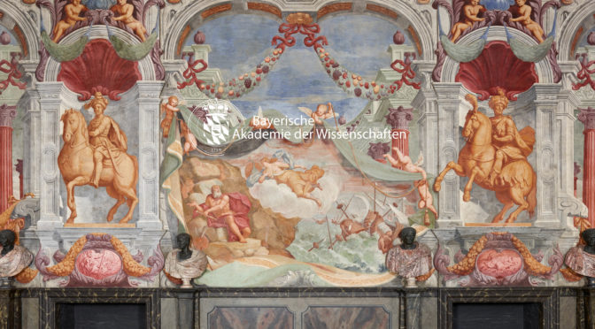 Connecting across Europe? Ceiling Painting and Interior Design in the Courts of Europe around 1700