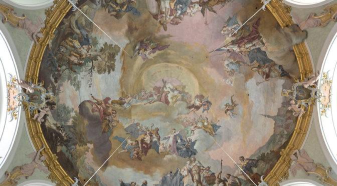 Die Fresken von Joseph Mages (1728–1769): Zwischen barocker Frömmigkeit und katholischer Aufklärung