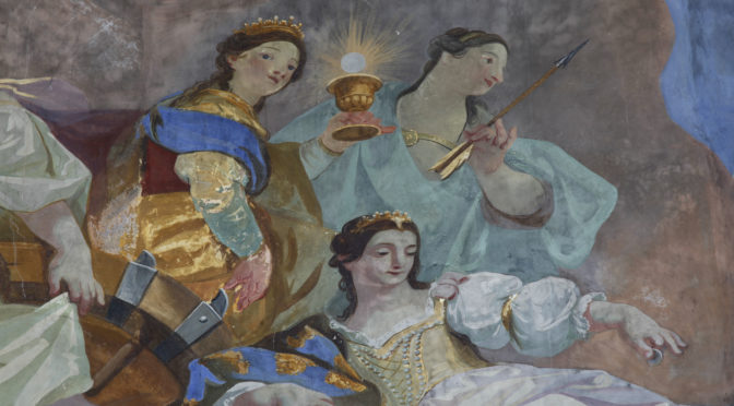 International workshop New Research on Baroque Ceiling Painting