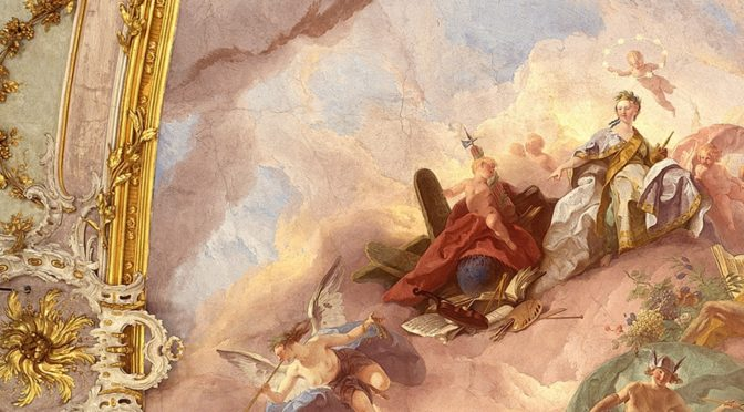 Call for papers: The heaven of the well-to-do citizen. Baroque ceiling painting in townhouses