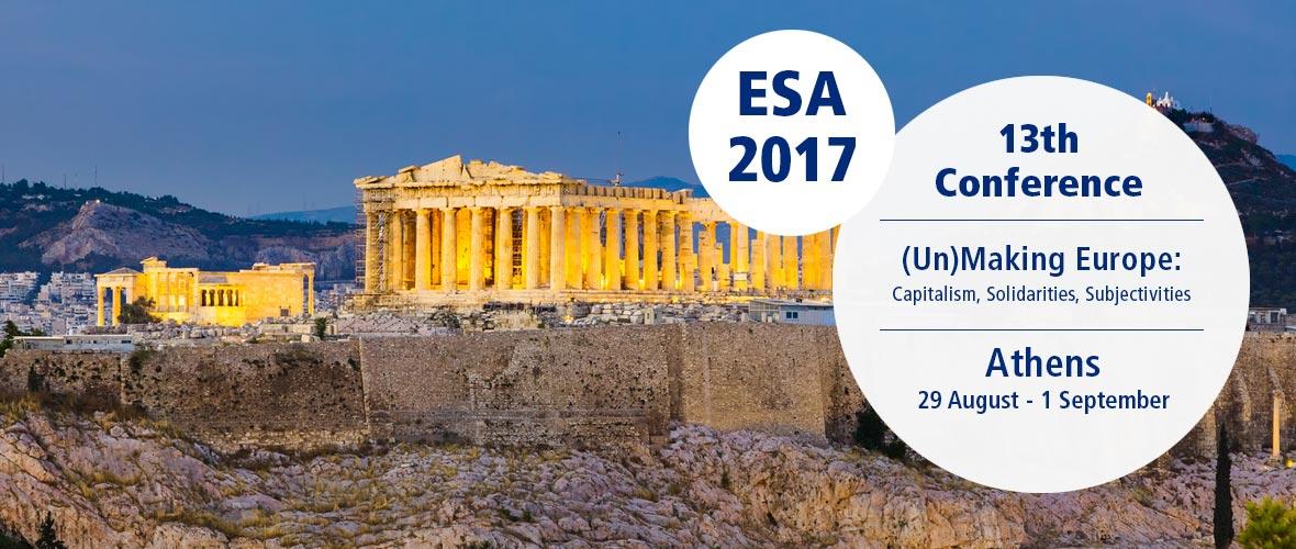 Pourquoi aller à la conférence 2017 de l'ESA?